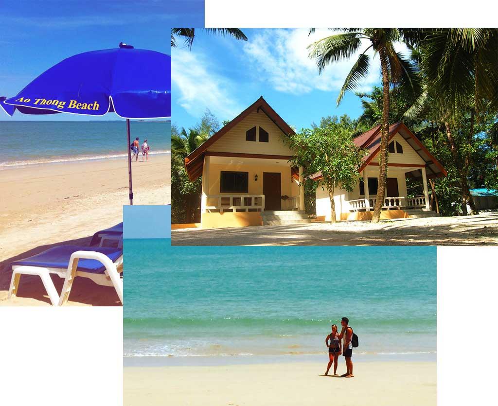 Ao Thong beach images